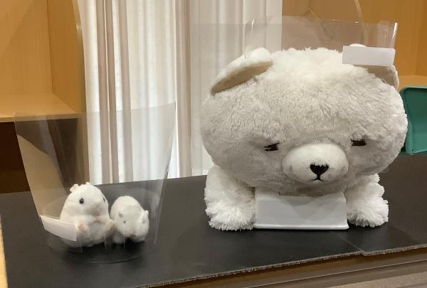 新森8 フェイスシールド②