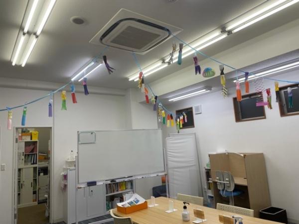 七夕工作教室